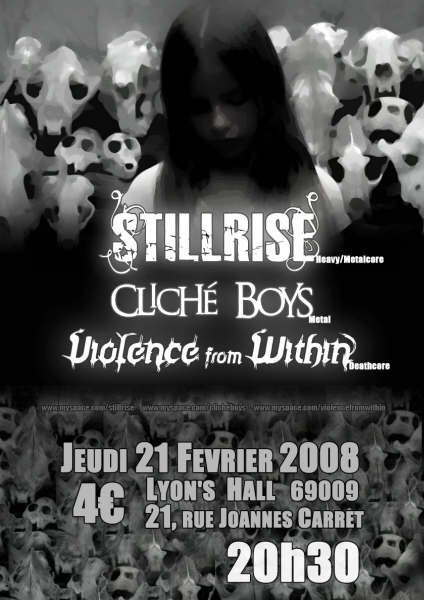 Cliché Boys @ Lyon